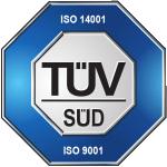 TUEV Certificate